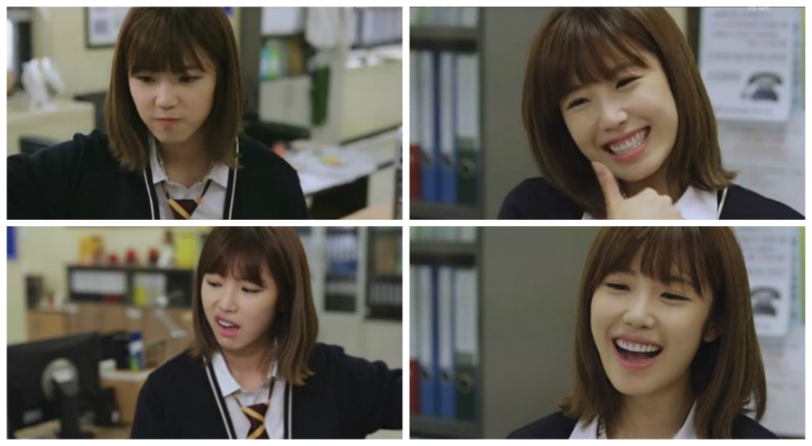 """Hyosung """"Ghost-Seeing Detective Cheo Yong"""""""