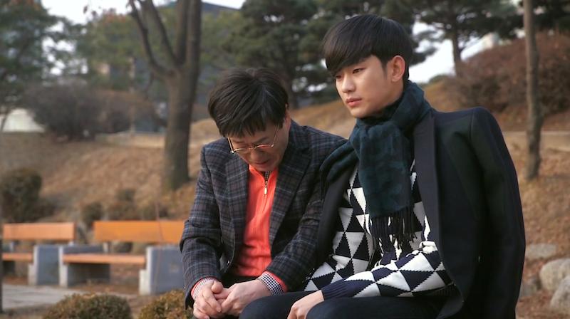 Lawyer Jang Goodbye