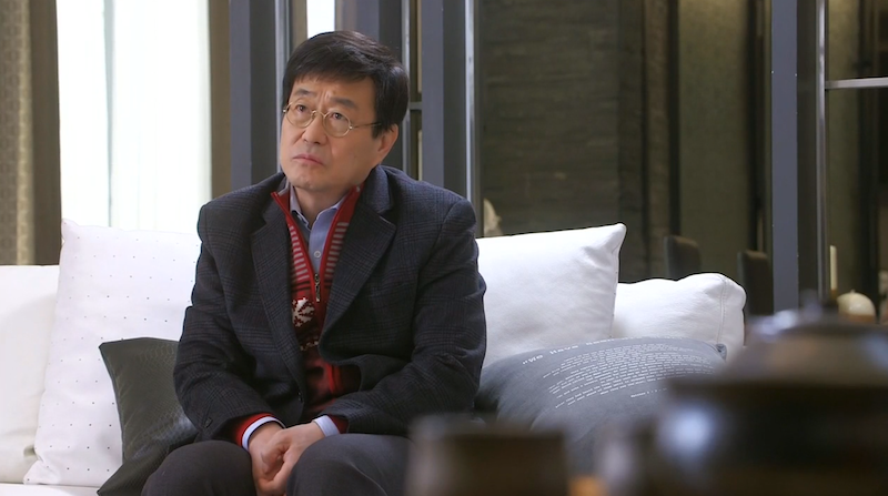 Lawyer Jang Unhappy