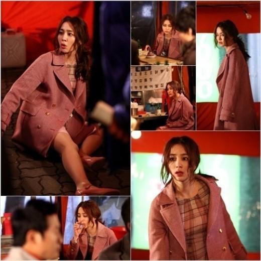 Lee Min Jung Drama stills