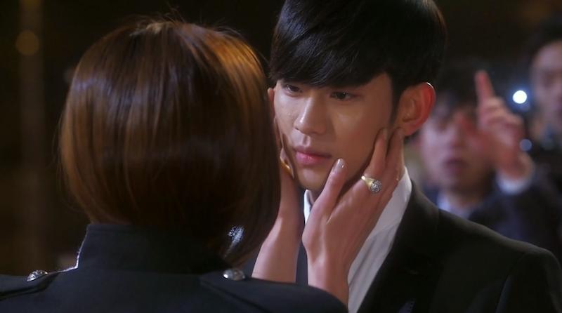 Min Joon Return