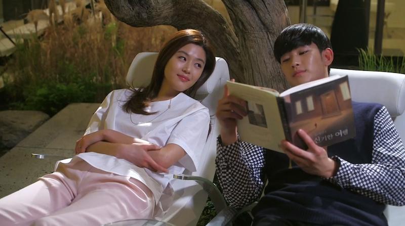 Min Joon and Song Yi Chairs