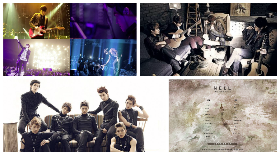 Nell and Infinite