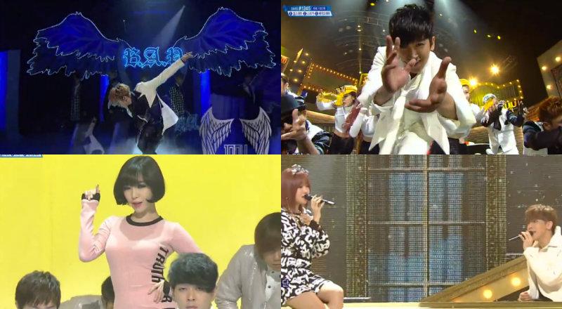 SBS Inkigayo comeback soompi