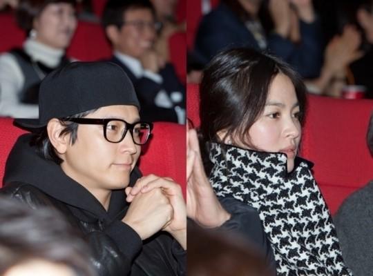 Song Hye Gyo and Kang Dong Won Featured Image