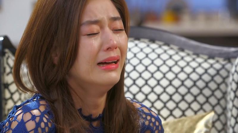 Song Yi Cry Dress