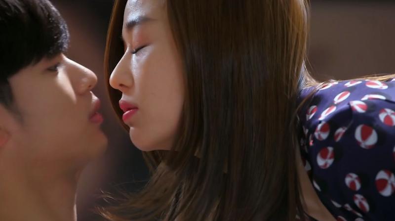Sudden Kiss