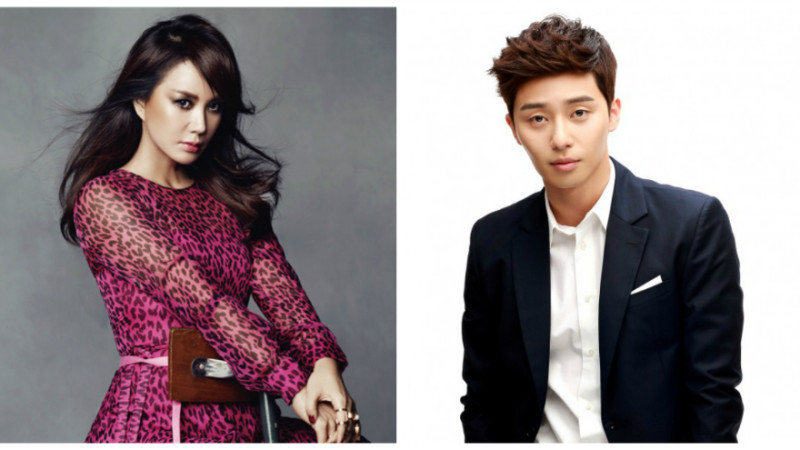 "Uhm Jung Hwa and Park Seo Joon in Talks to Star in tvN Remake of Taiwan's ""My Queen"""