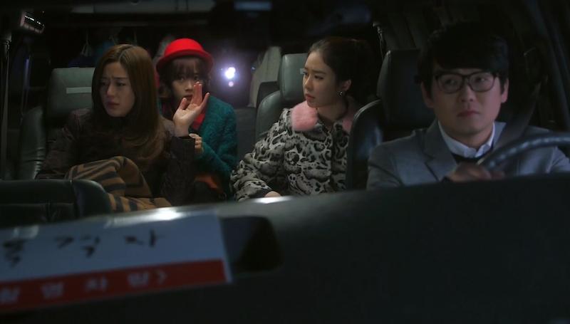 Van with Se Mi