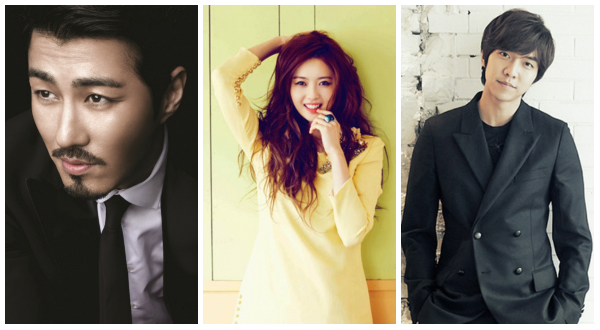"""You're All Surrounded"" Cha Seung Won and Lee Seung Gi Confirmed, Go Ara Likely to Join In"