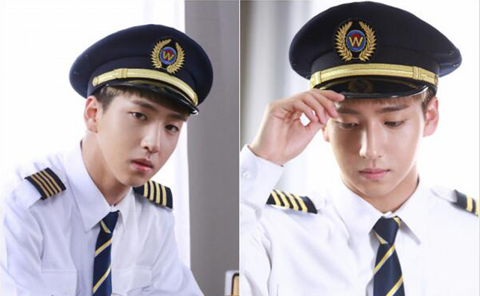 B1A4′s Baro Channels His Inner Pilot for Soyu and Junggigo's Duet MV