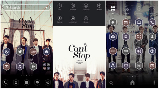 cnblue collage 3