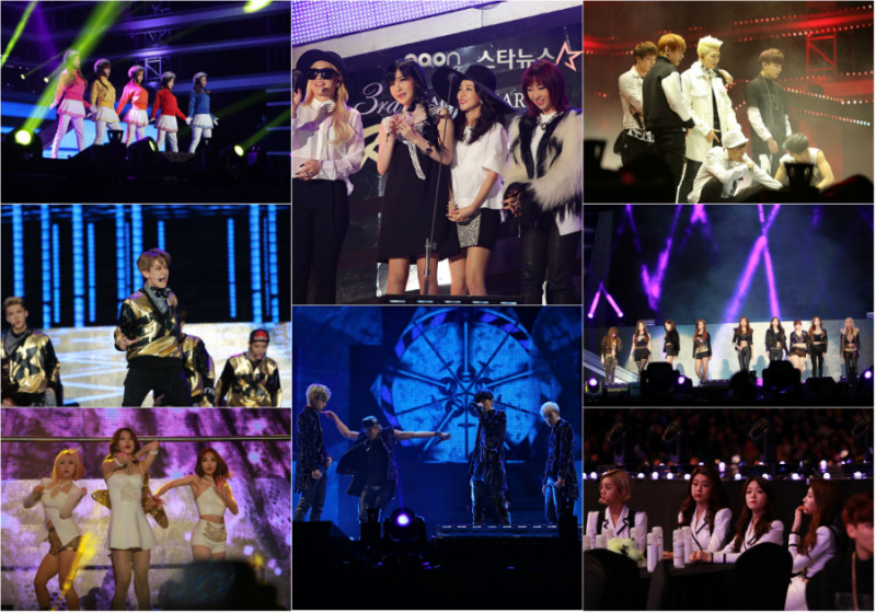 [Gallery] Performances and Highlights from the Gaon Chart K-Pop Awards