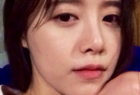 Goo Hye Sun Thanks Fans with a Close Up Selca
