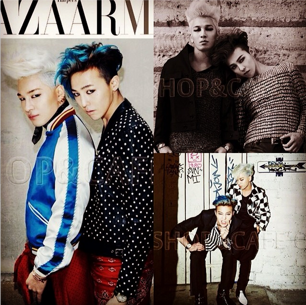 harpers preview gd taeyang 14