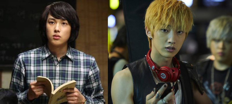 ZE:A's Im Siwan and B1A4's Jinyoung Are 2014's Rising Idol-Turned-Actors