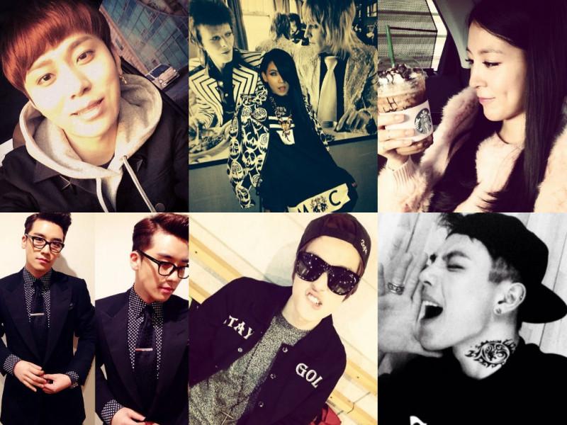 I Heart It: K-Pop Instagrams (Feb. 16 – 22)