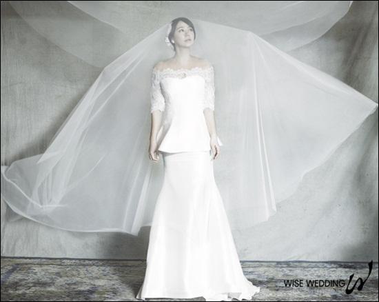shim yi young choi won young wedding pictorial 3
