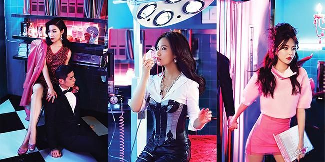 Girls' Generation Tiffany Yuri Sooyoung