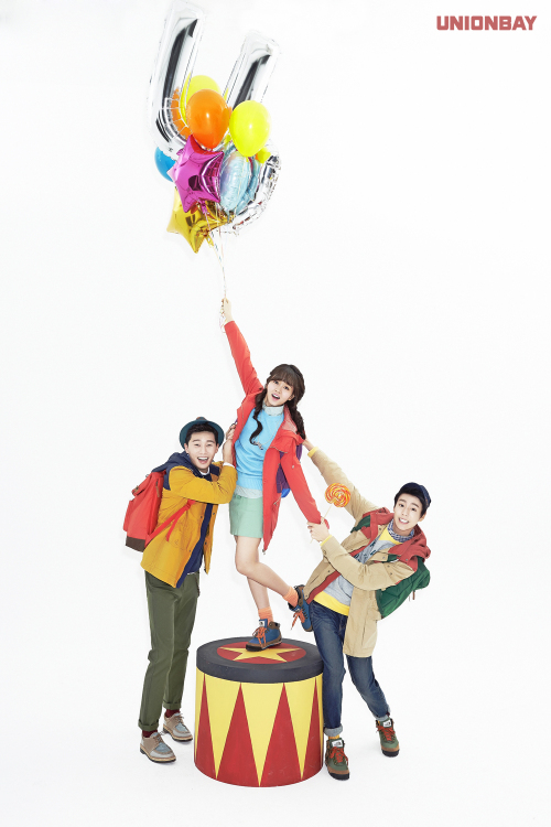 unionbay leehyunwoo kimsohyun parkseojoon 3