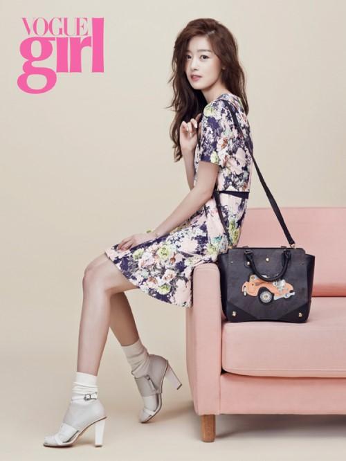 vogue girl 0214 hansunhwa