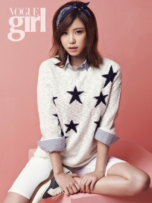 vogue girl 0214 jeonhyosung