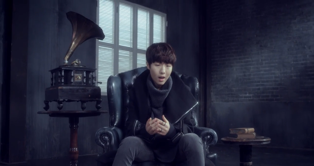 "Yoo Seung Woo Remembers Those ""Hesitating Lips"" in MV"