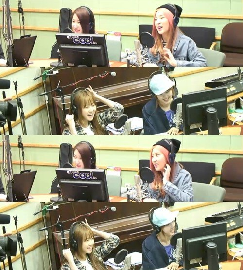 4minute radio past photos