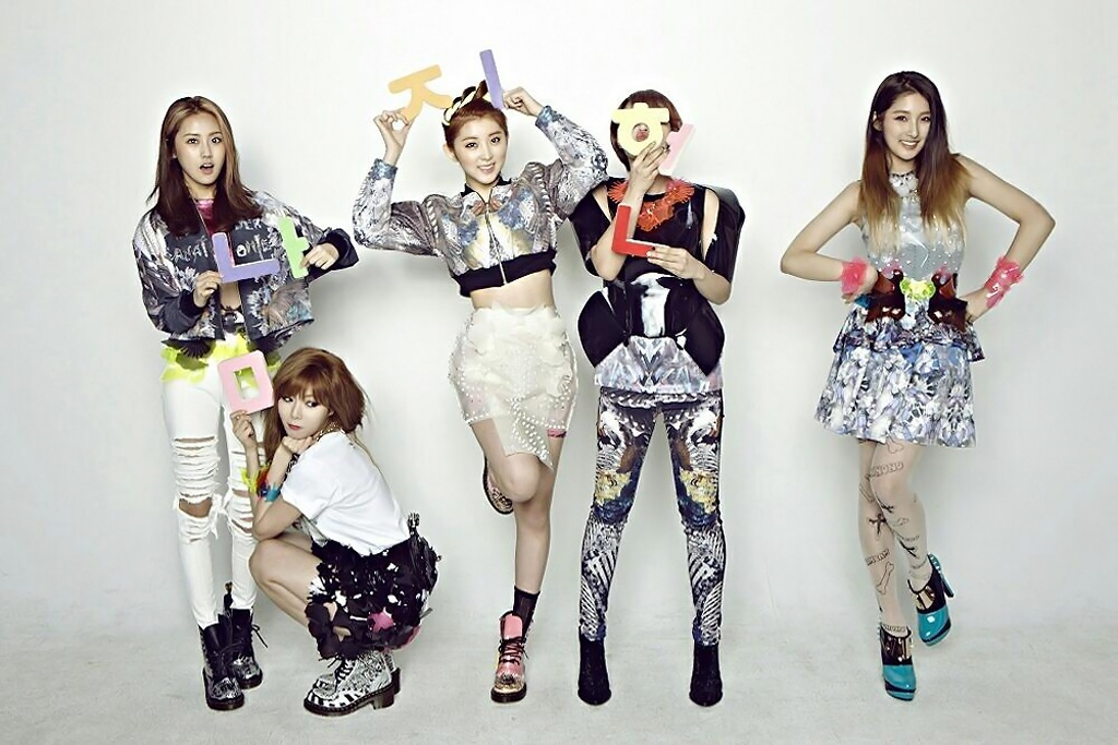 4minute Announces April Comeback, Finished Album Recording
