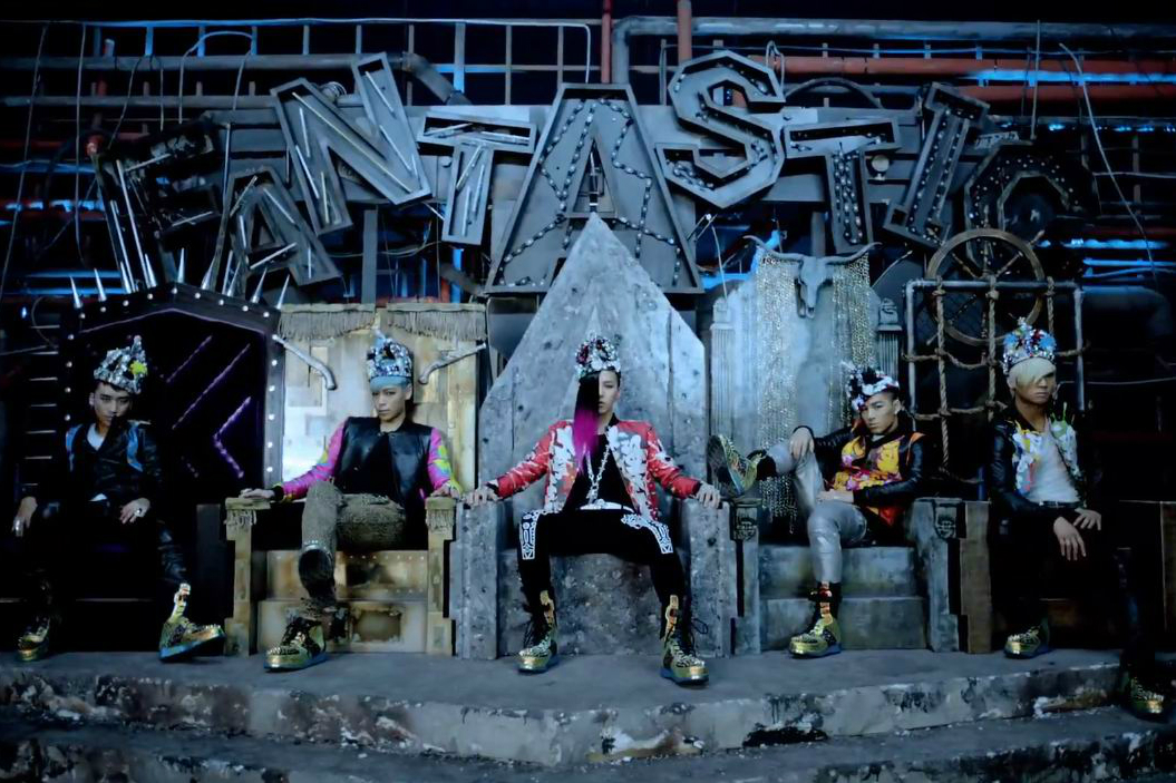 "BIGBANG ""Fantastic Baby"""