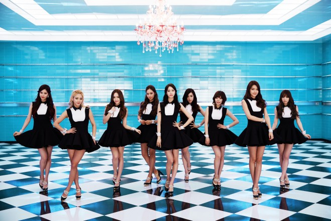 "Girls Generation ""Mr.Mr."""