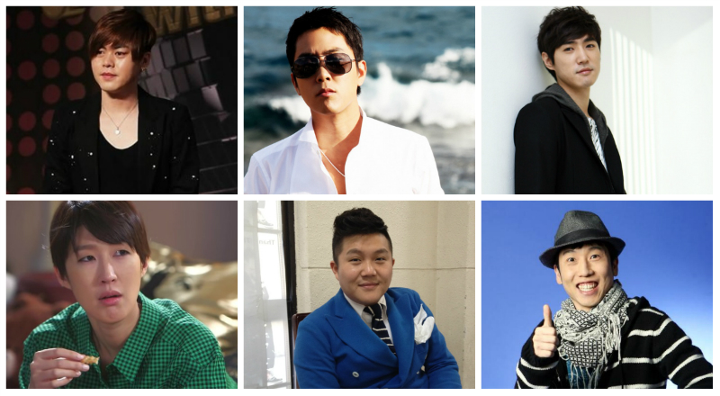 "Moon Hee Jun, Eun Ji Won, Danny Ahn and Others to Appear on ""Happy Together"""