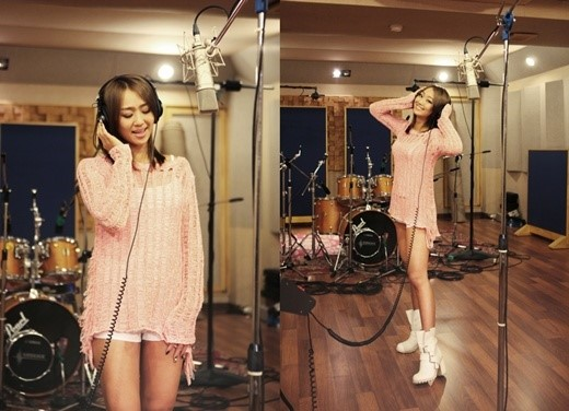 Hyorin Recording Studio