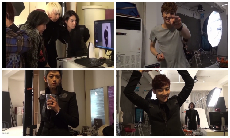 JJCC Jacket Shoot