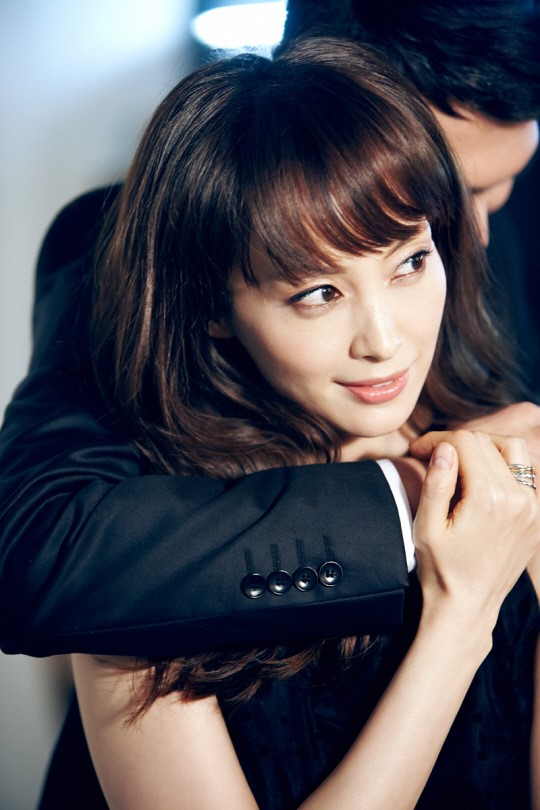 Lee Na Young for Lancome