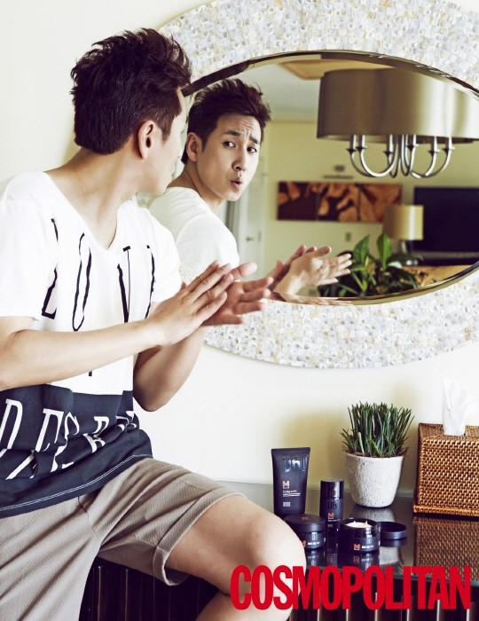 Lee Sun Kyun Cosmo 2