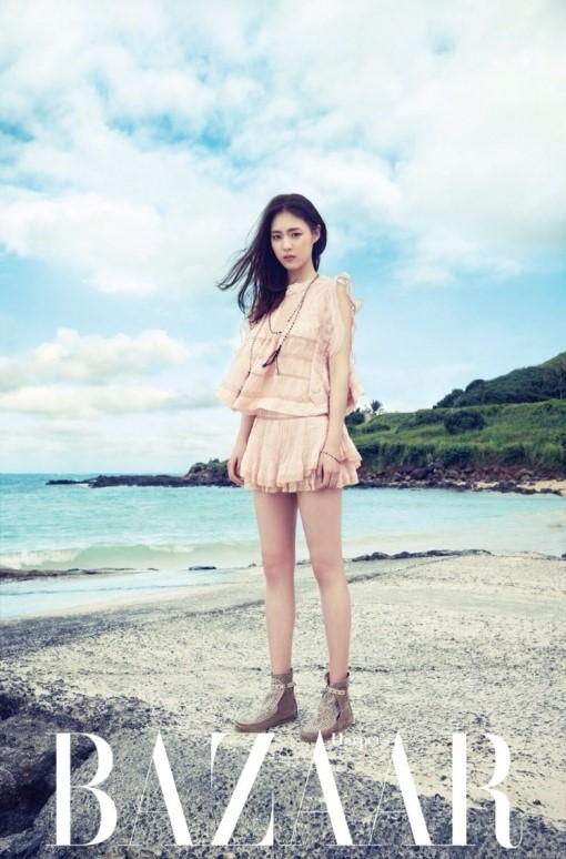 Lee Yeon Hee in Isabel Marant  2