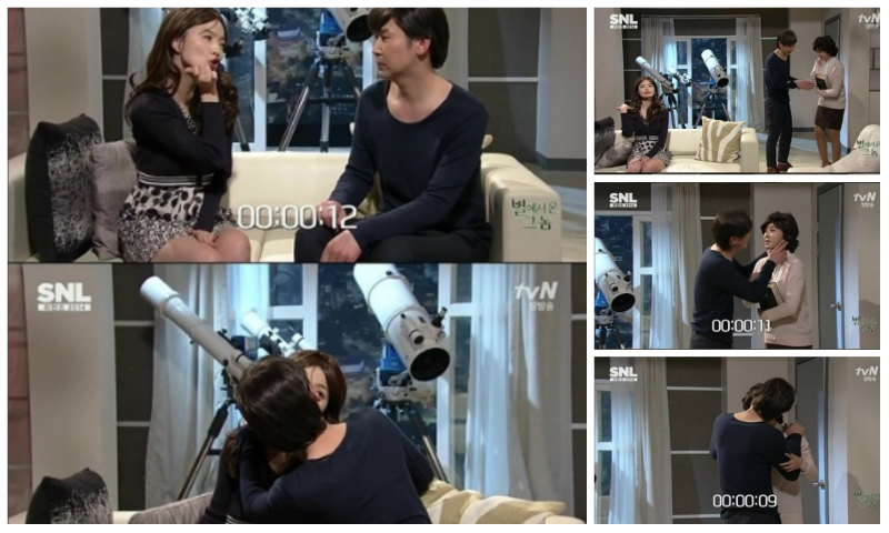 """SNL Korea"" Shin Dong Yup, Narsha and Ahn Young Mi"
