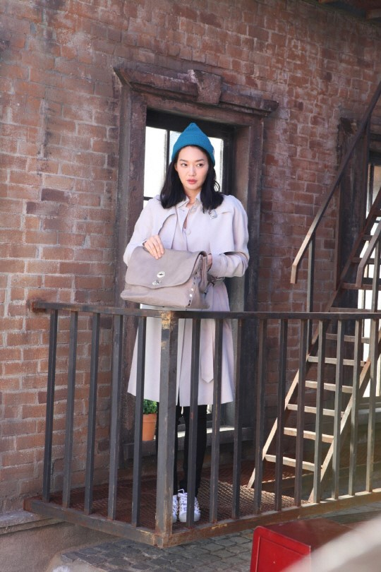 Shin Min Ah for Harper's Bazaar