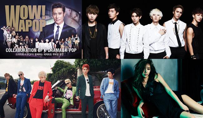 WAPOP K-Dream Concert