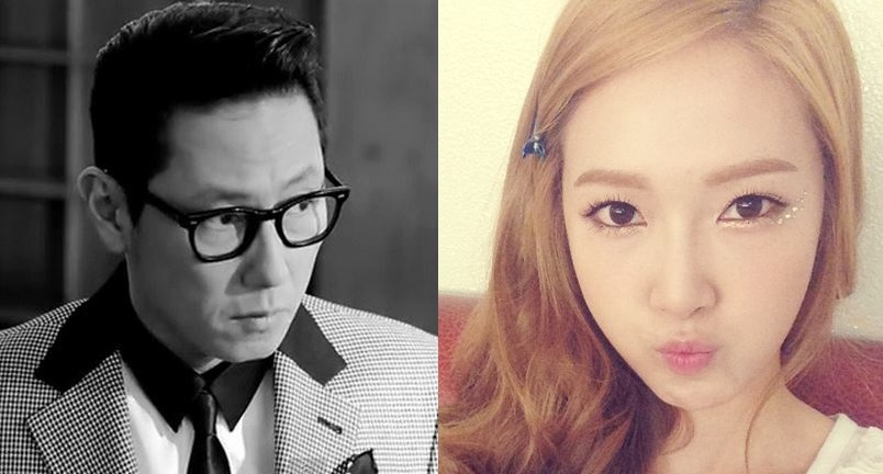 Yoon Jong Shin and Jessica Featured