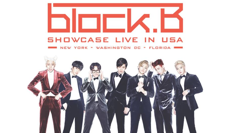 Block B to Visit Florida, Washington, DC, and New York for First US Tour