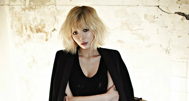 HyunA Set for July Solo Comeback and Reality TV Show