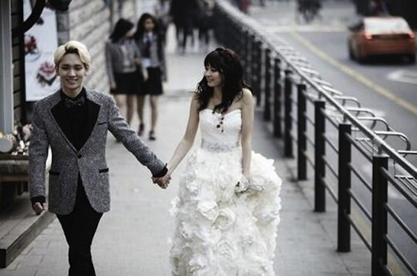 "Arisa Yagi, Key's Wife on ""We Got Married"" Talks About Meeting A Pink's Jung Eun Ji"