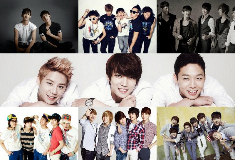 kpop idol groups soompi