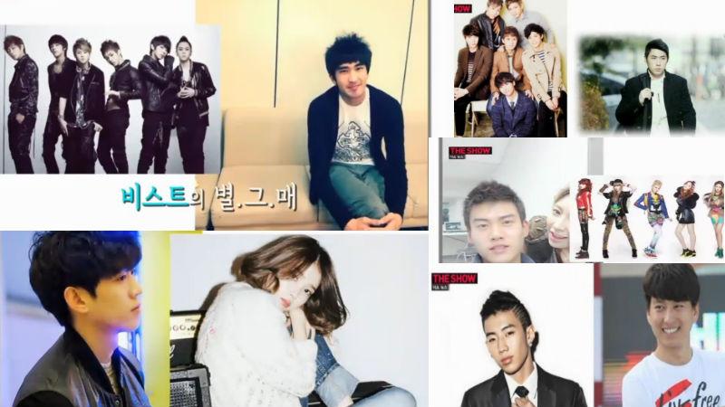 kpop idol manager soompi