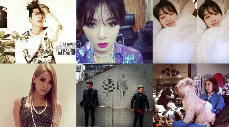I Heart It: K-Pop Instagrams (Mar. 16 – 22)