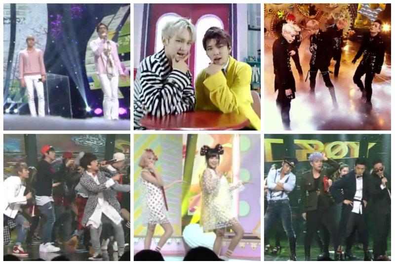 sbs inkigayo march 16 all soompi