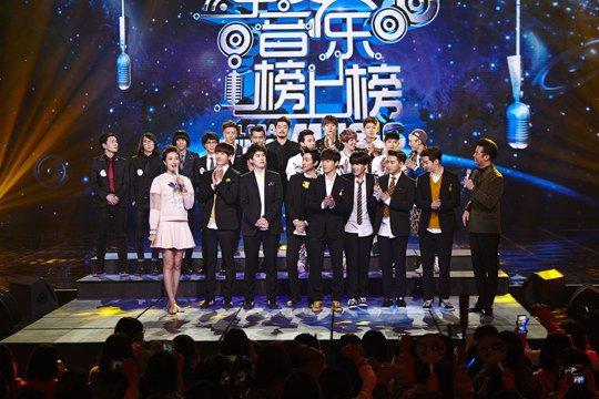 super junior m global Chinese music