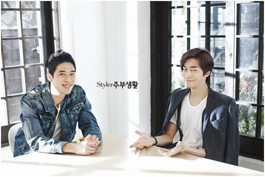 Shin Sung Rok for Styler